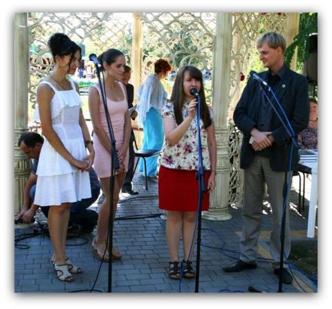 Молодые поэты Волгограда