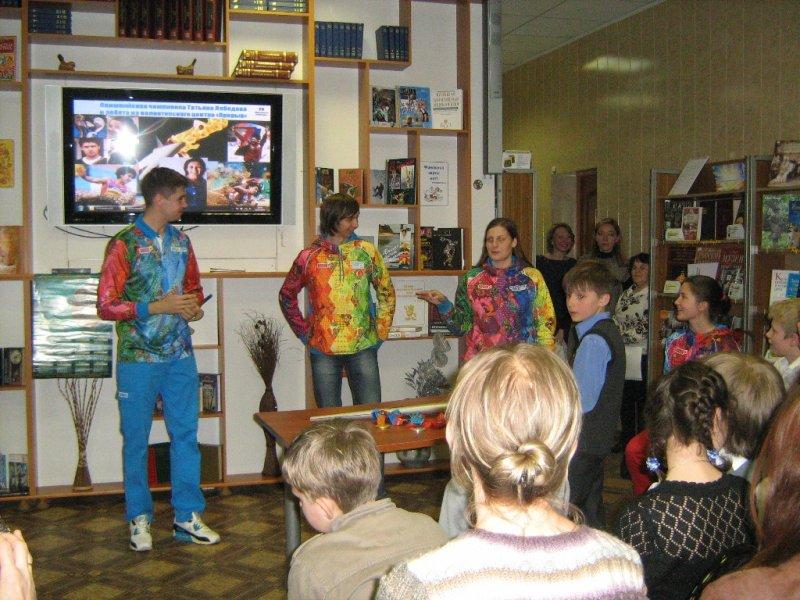Волонтеры сочинских Олимпийских Игр из «Прорыва» (ВолГУ)