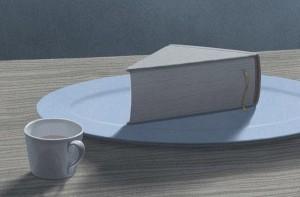 книга-торт